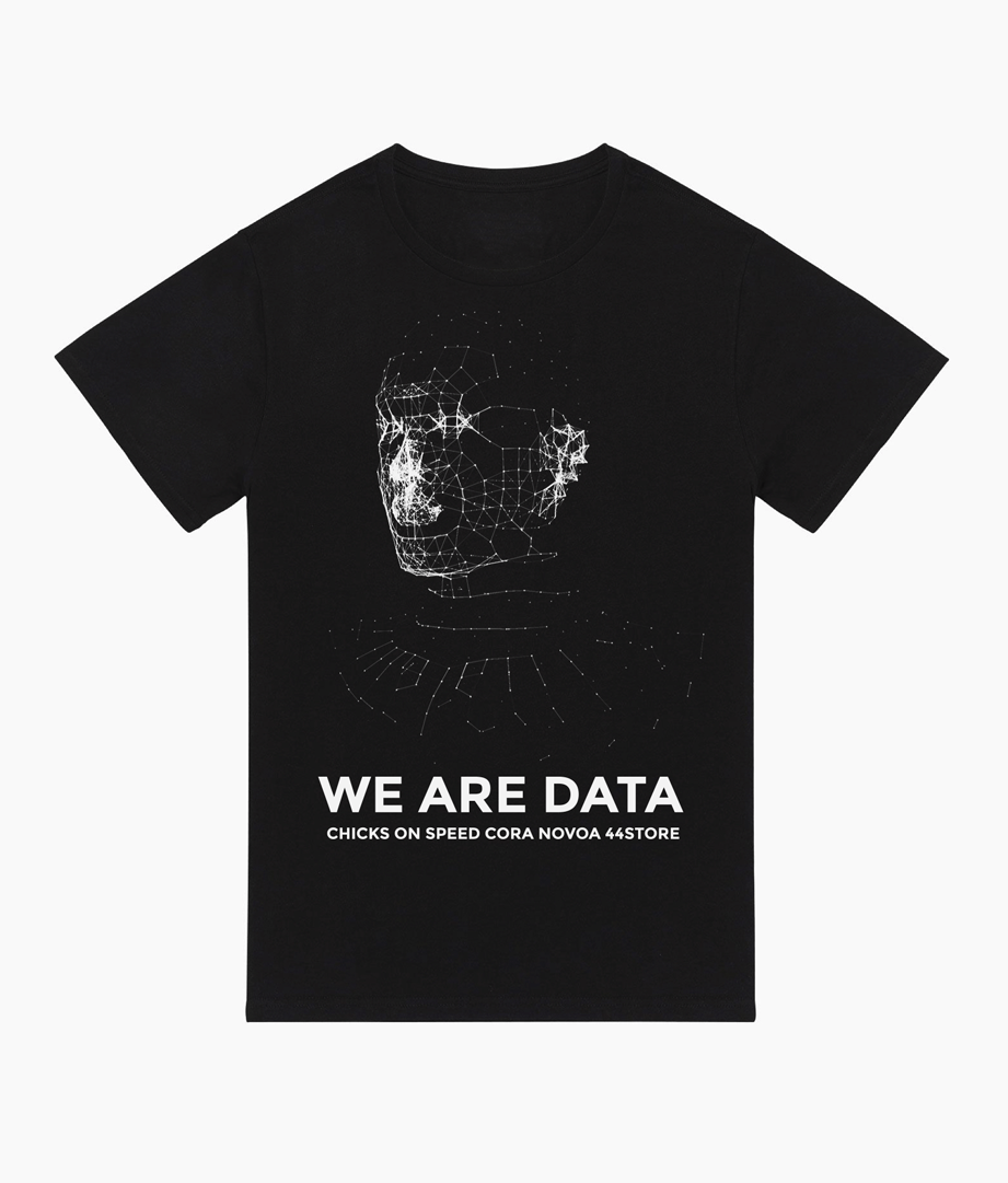 We Are Data - Tee