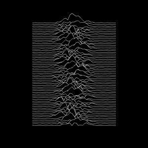 Peter Saville x Joy Division | Unknown Pleasures LP