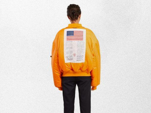 Alpha Industries X Vetements