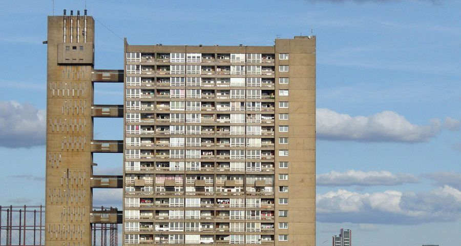 Brutalismo | Balfron Tower - London