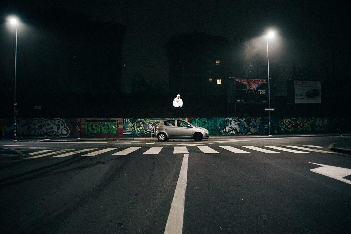 Off White X Boys Noize - MAYDAY