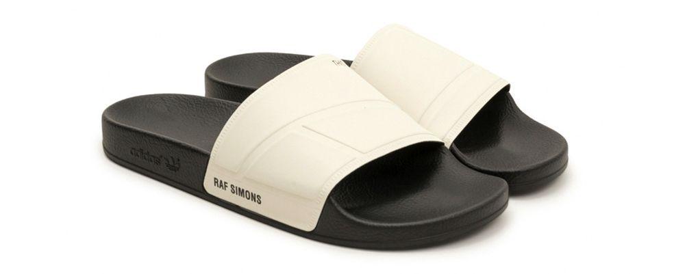 Raf Simons Bunny Sandals