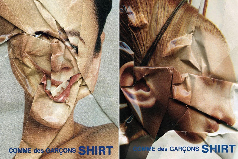 Stephen J Shanabrook X Commes de Garçons