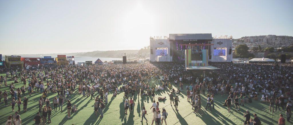Festivales | NOS Alive