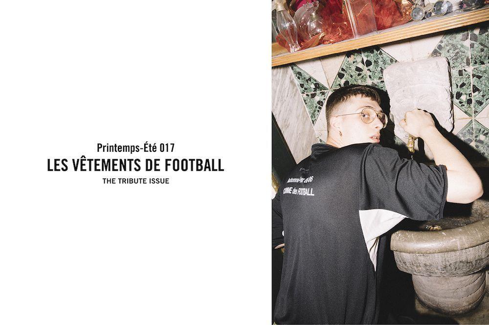 Les Vêtements de Football | Drop 2