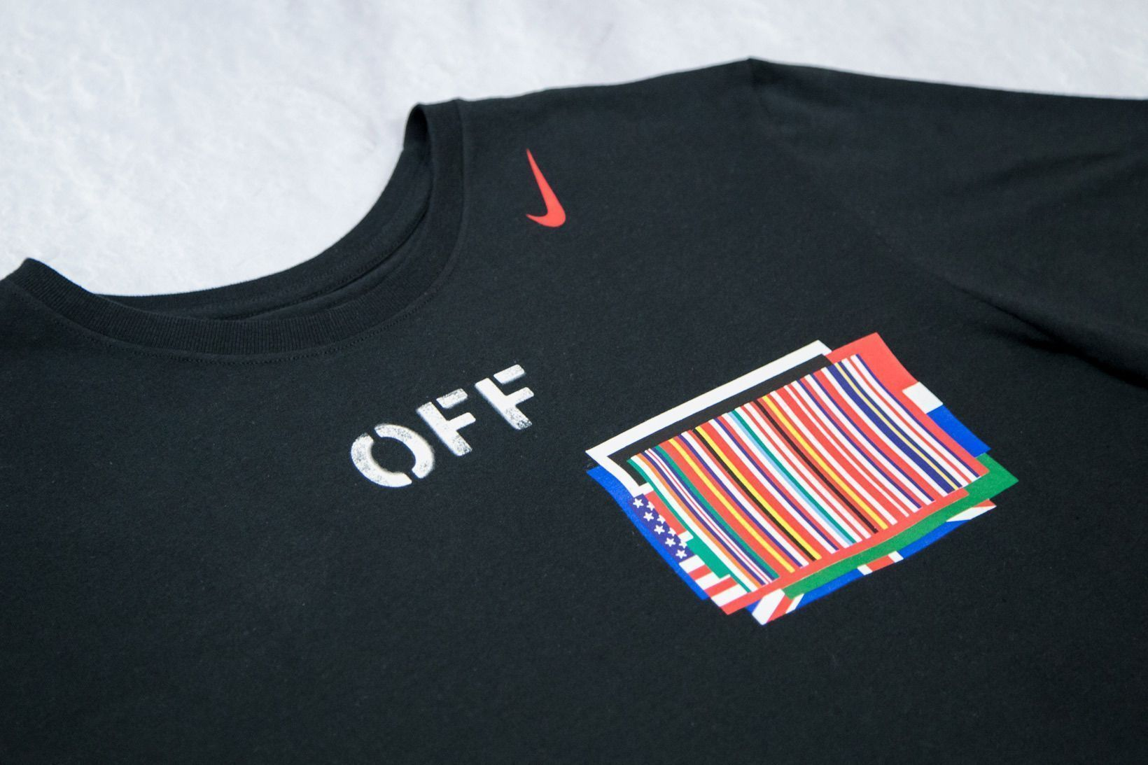 Off White x Nike - Equality Tee