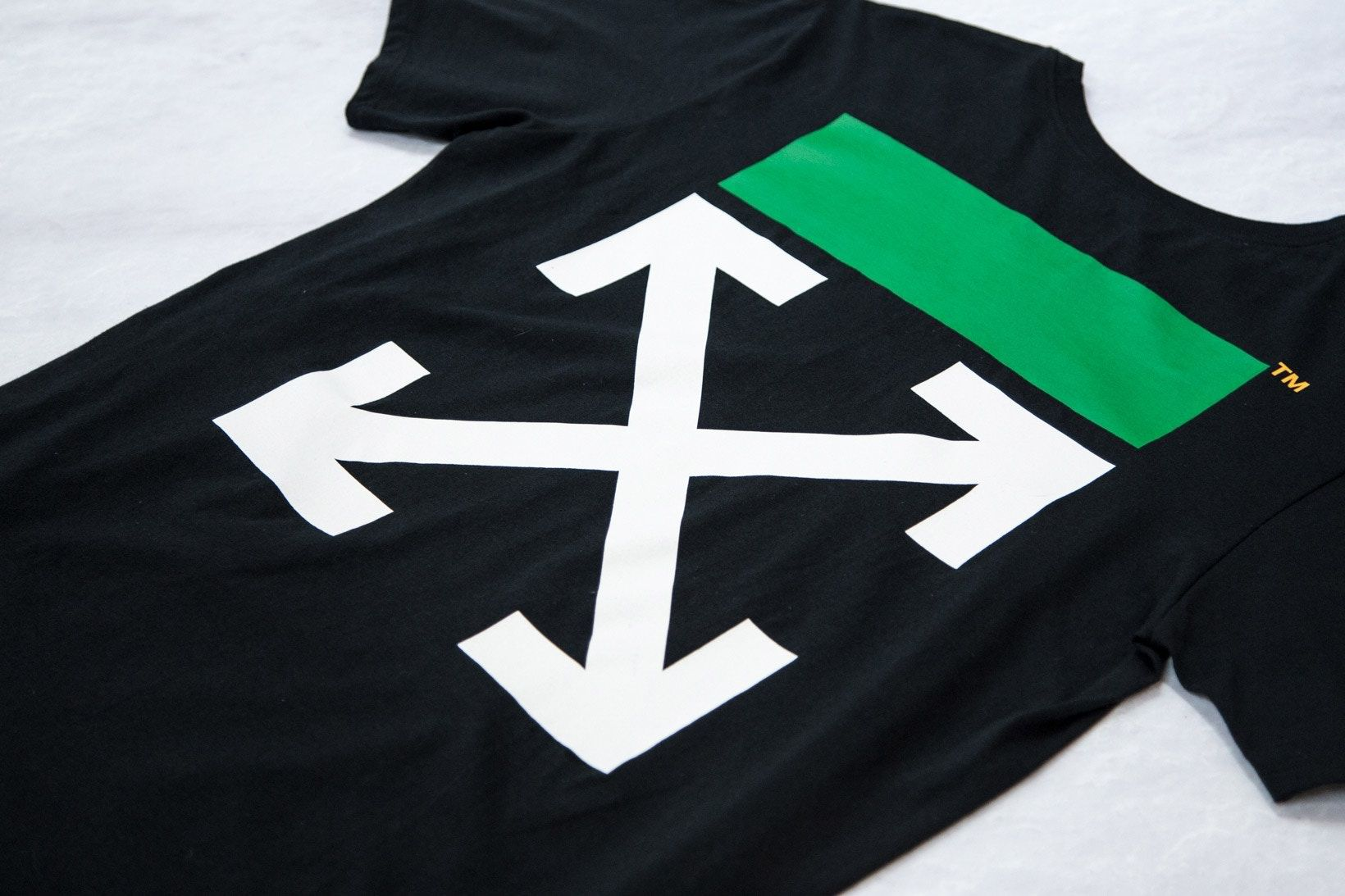 Off White x Nike - Equality Tee