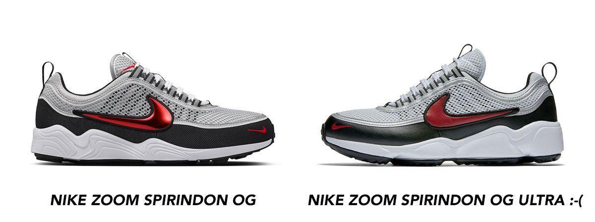 Nike Spirindon