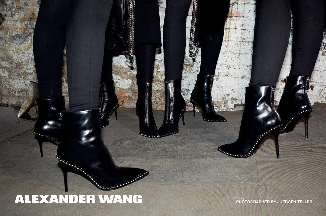 Alexander Wang x Jurgen Teller