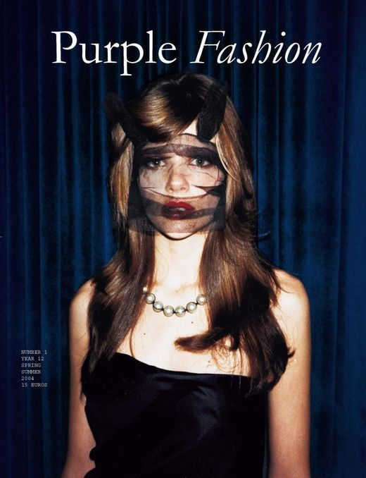 SS 2004 | Purple Fashion | Issue 1