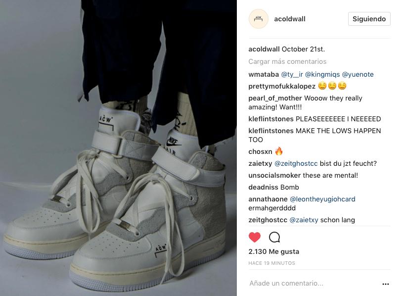 ACW* x NikeLab