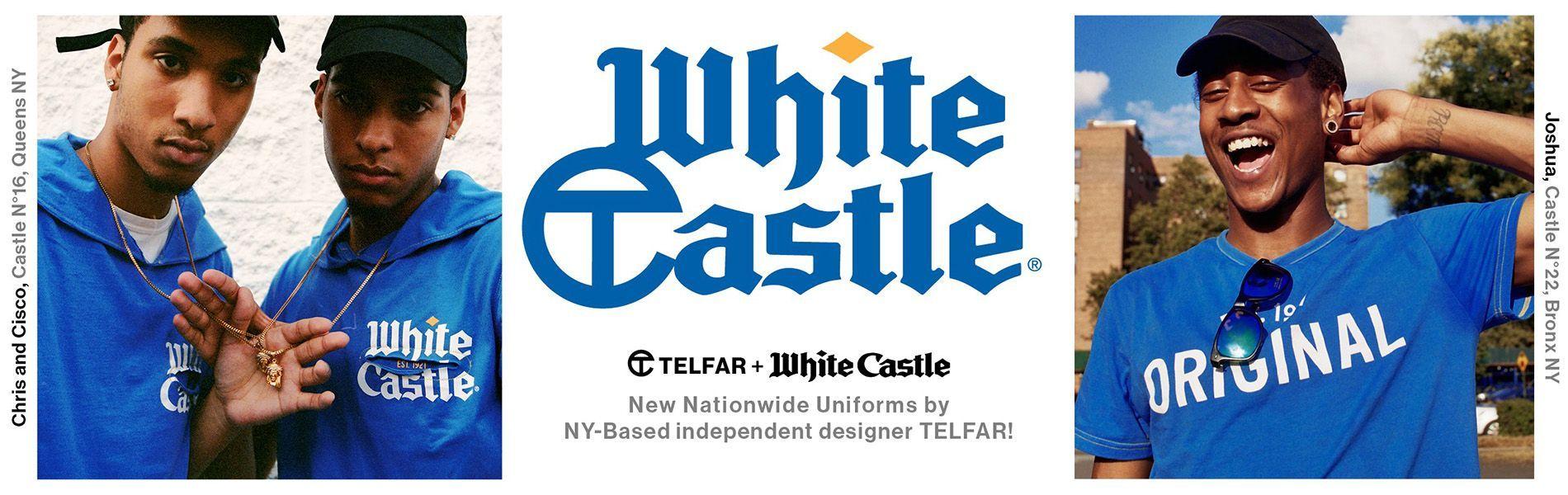 Uniformes White Castle x Telfar