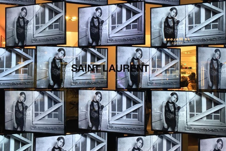 Colette x Saint Laurent