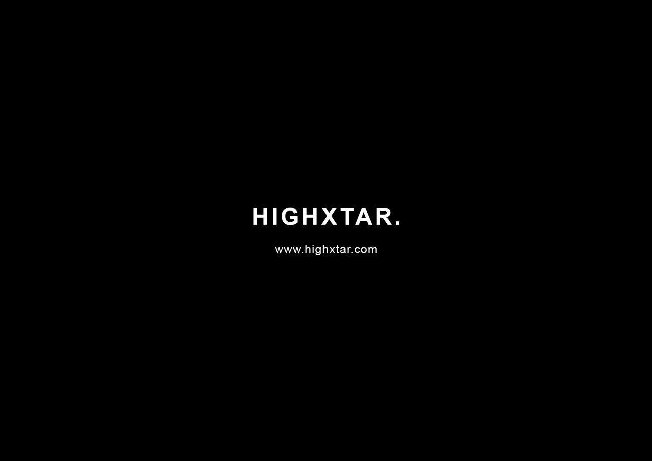 Highxtar. FW17 | Editorial