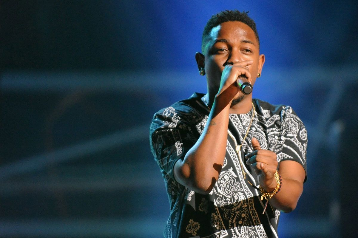 Kendrick - Banda Tee | Rhude