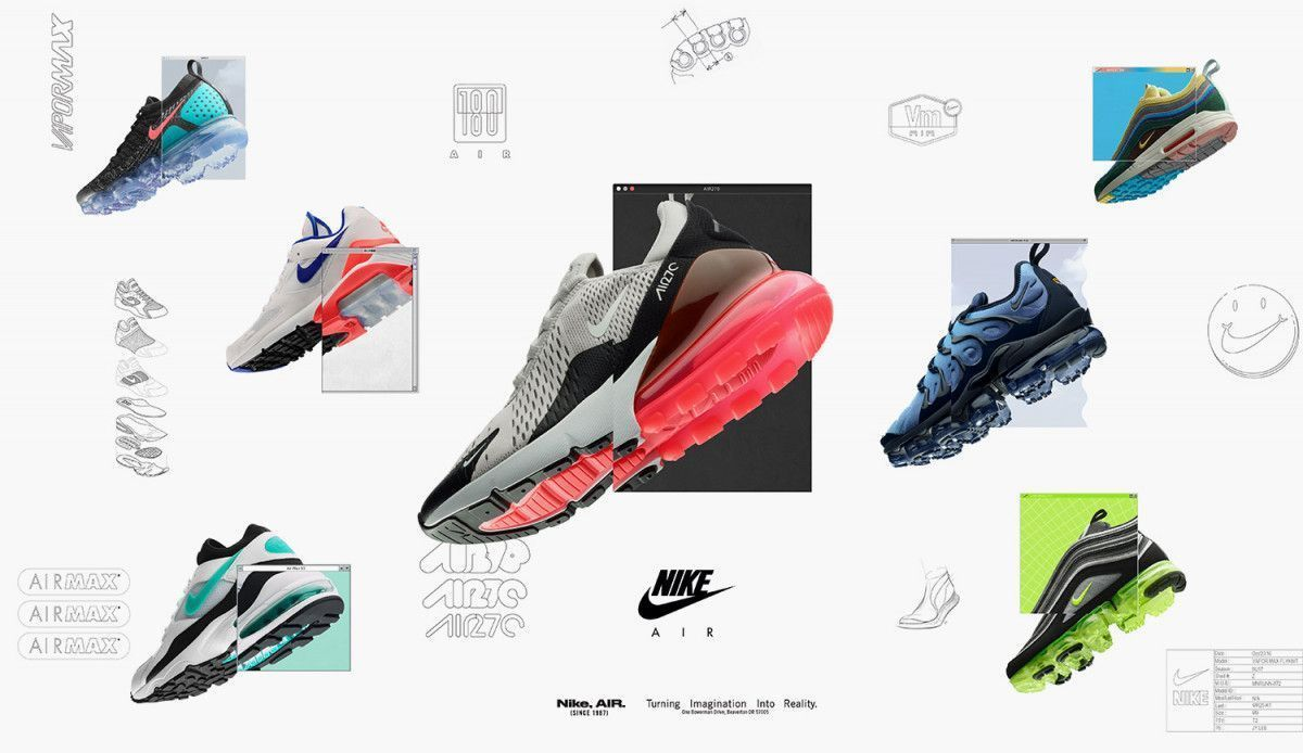 This year the Oregon company has decided to pay tribute to the cult  classics that revolutionized the Air Max line. b56e937dea