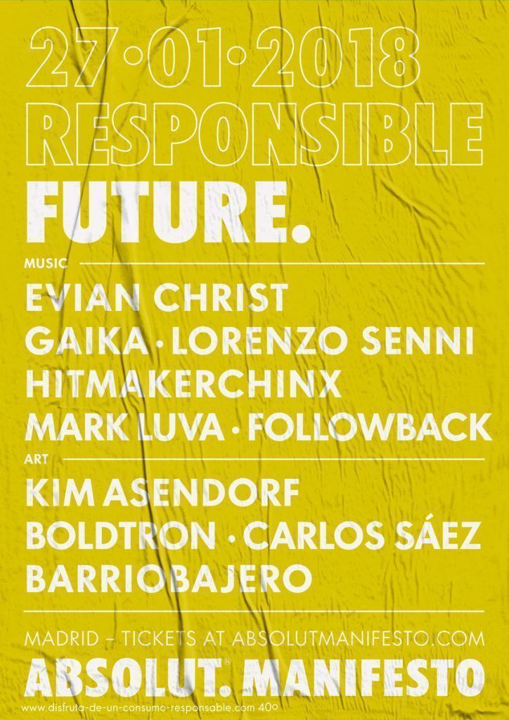 Absolut Responsible Future
