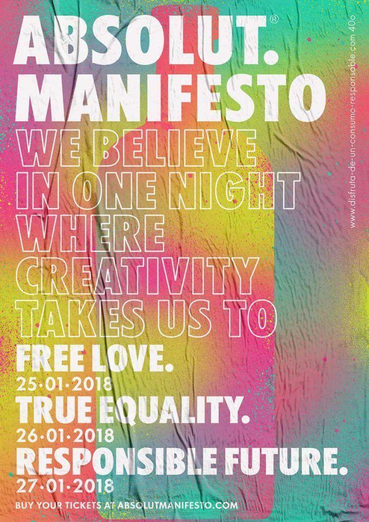 Absolut Manifesto
