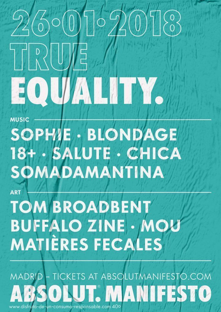 Absolut True Equality