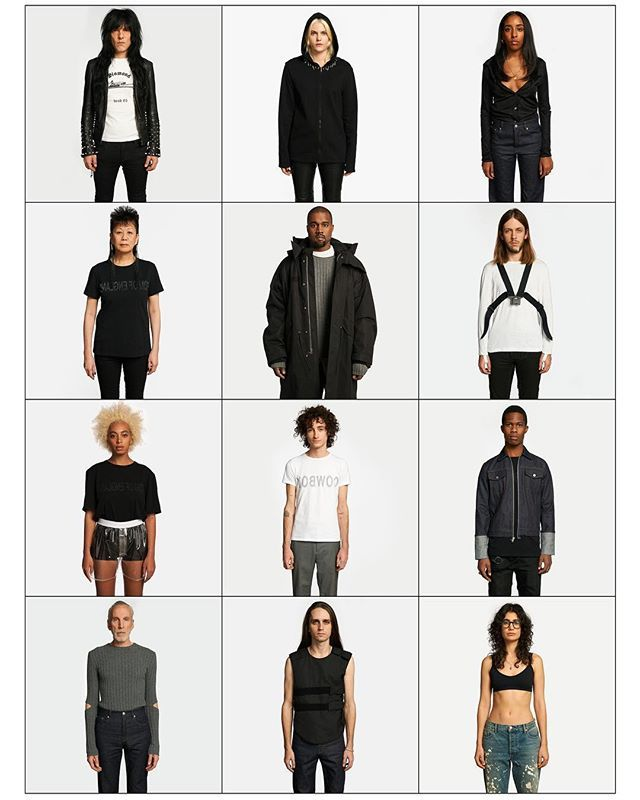 Helmut Lang Fans seen by EXACTITUDES® New York, 2018