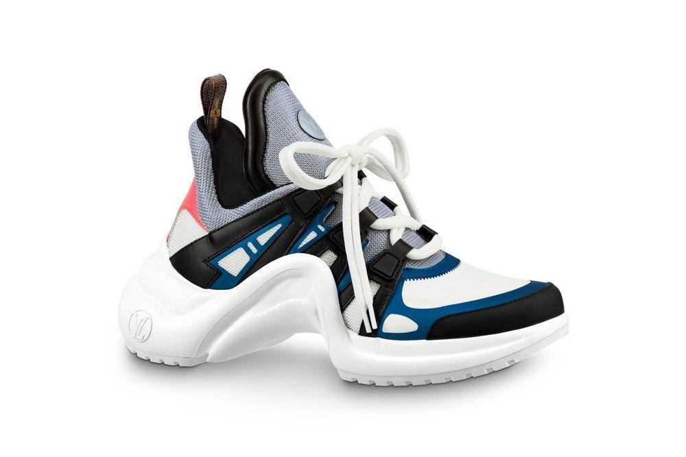 louis vuitton ss18 sneakers