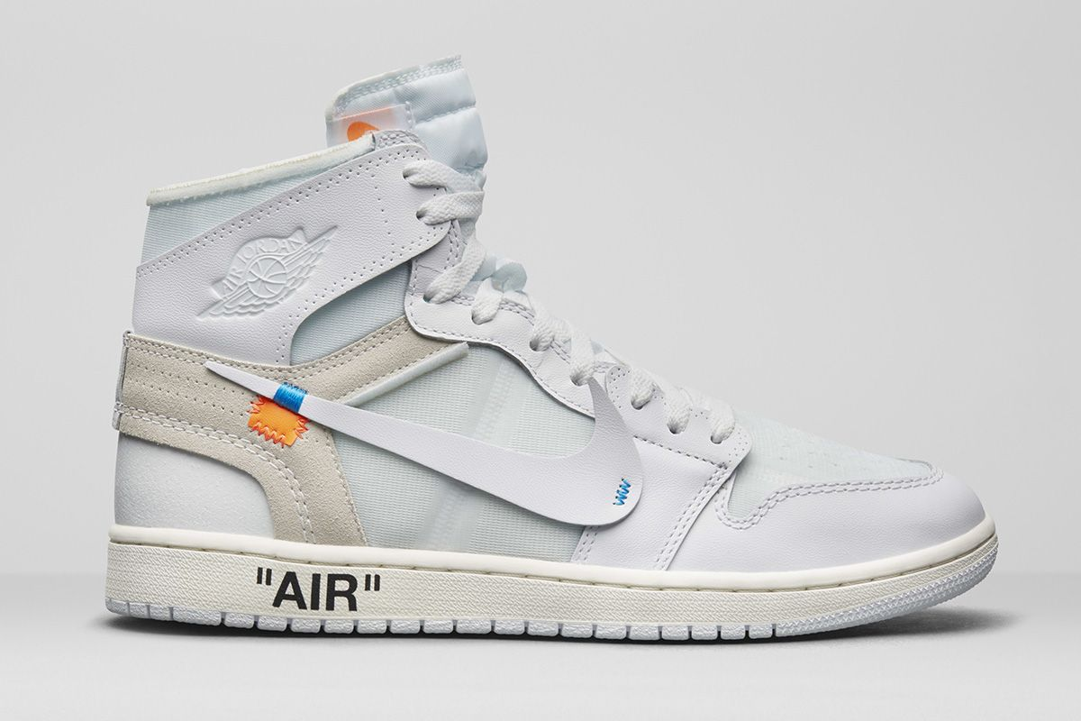 size 40 38791 c2b43 OFF-WHITE x Nike Air Jordan 1 | White - March 3rd | HIGHXTAR.