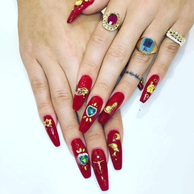 Nail Art More Than Aesthetics Highxtar
