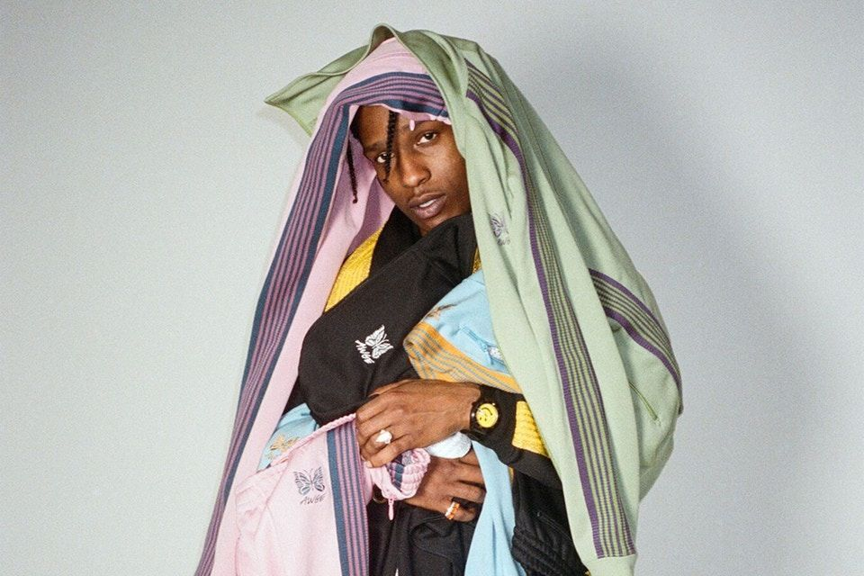 A$AP Rocky | Needles x AWGE