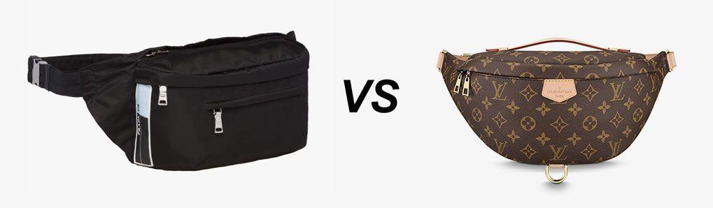 PRADA vs Louis Vuitton