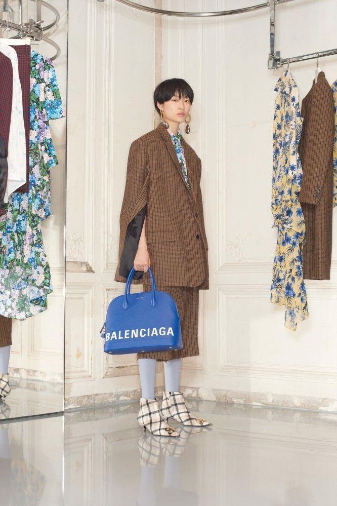 Balenciaga Pre-Fall 2018