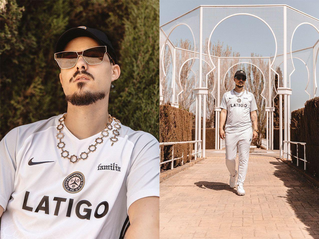 Dellafuente FC   LATIGO x Nike