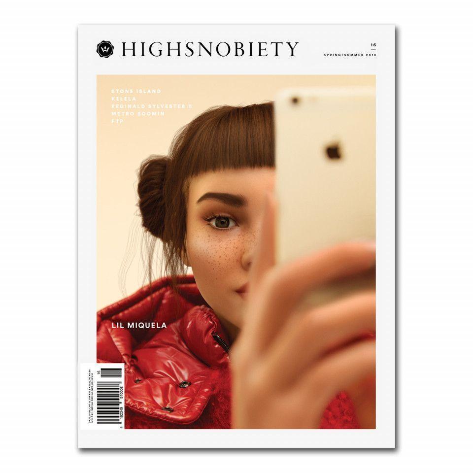 Highsnobiety 16 | Lil Miquela