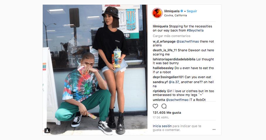 Lil Miquela & Blawko