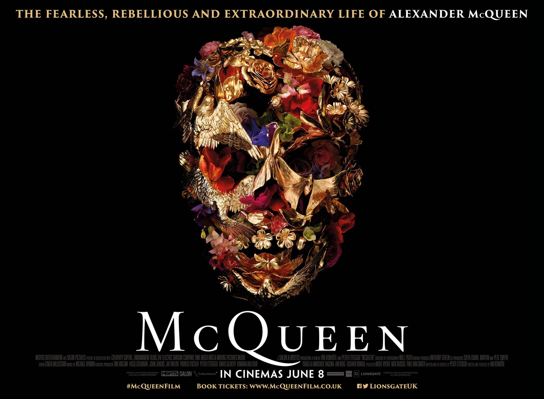 McQueen - Poster