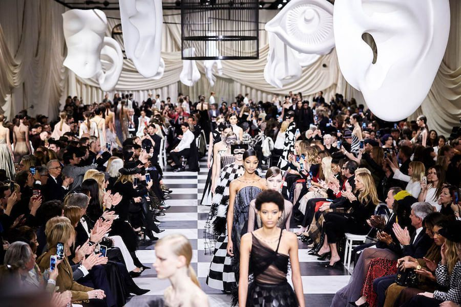 Bureau Betak | Dior Haute Couture SS18