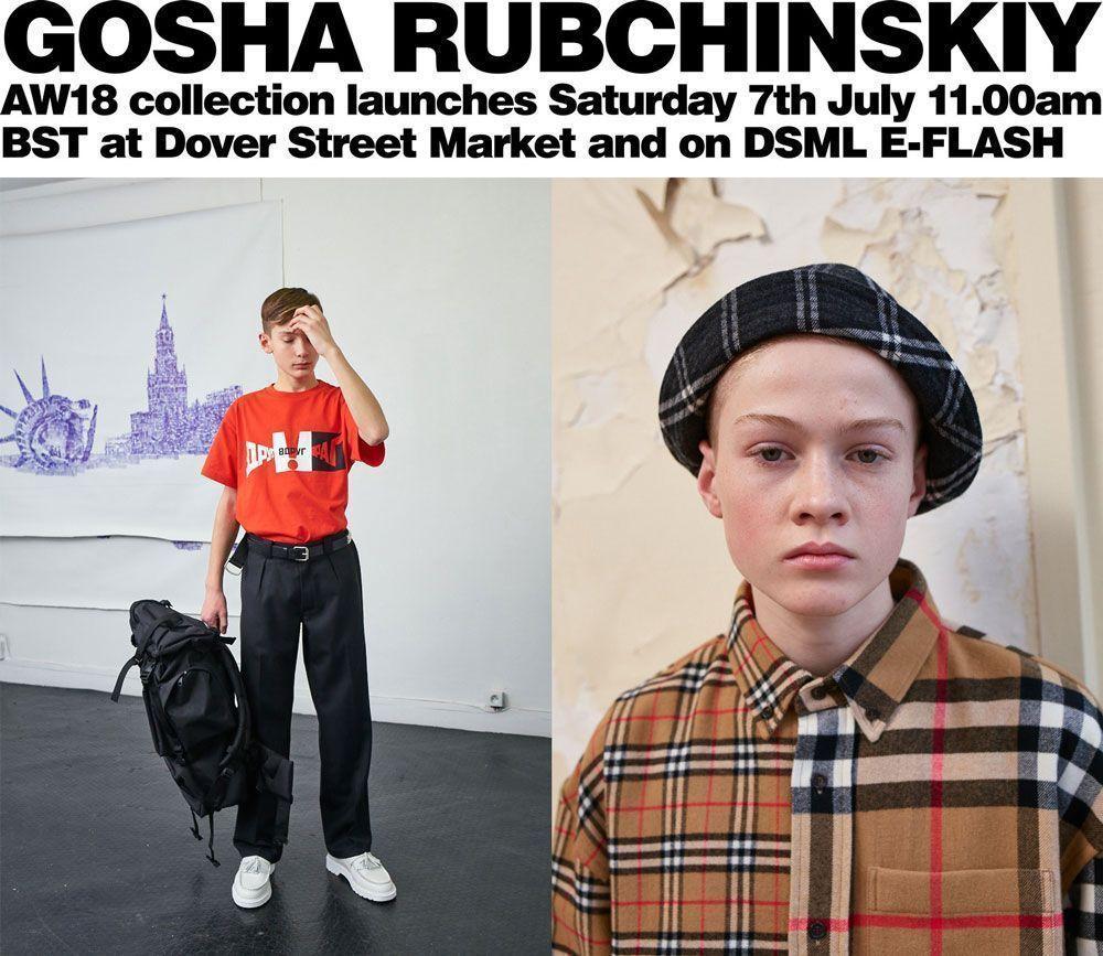 Gosha | Drop 1 - FW18