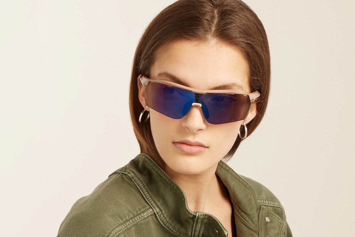 Stella McCartney | Turbo Wrap Sunglasses