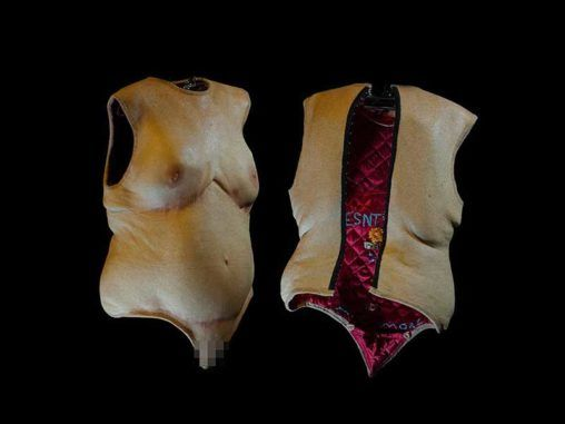 Sarah Sitkin | Vestirse con arte para desvestirse