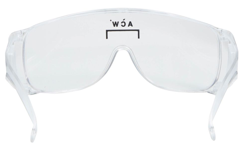 A-COLD-WALL* | Heavy Duty Acetate Glasses