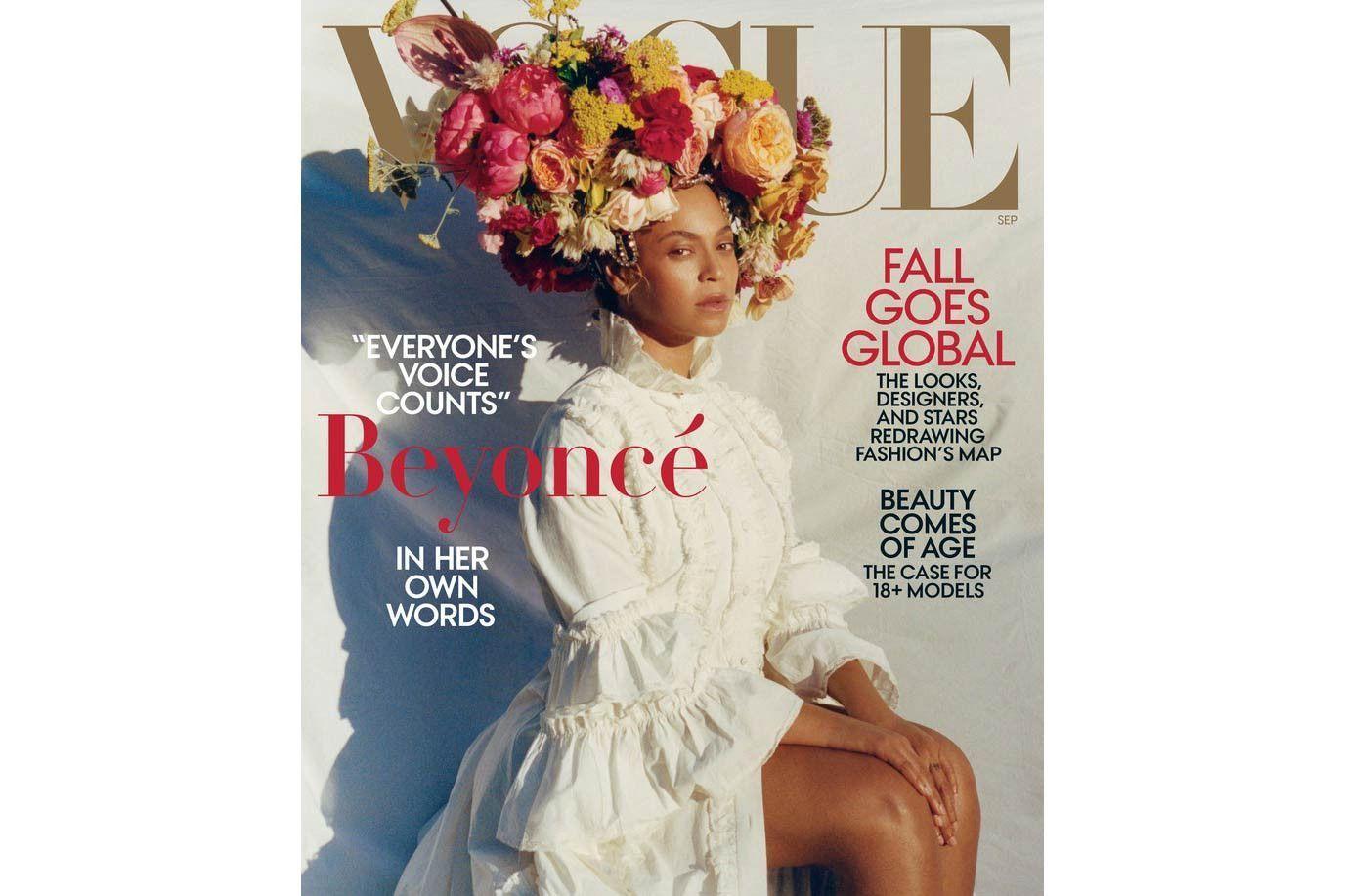 Beyoncé | Vogue Sept 2018