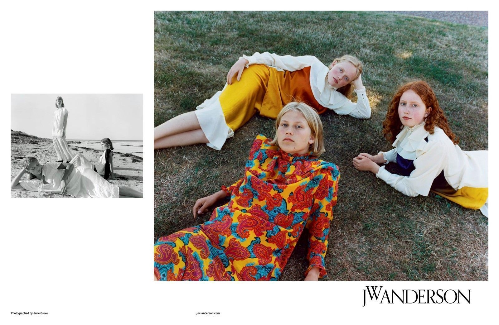 JW Anderson AW18 | Photography Photography Julie Greve