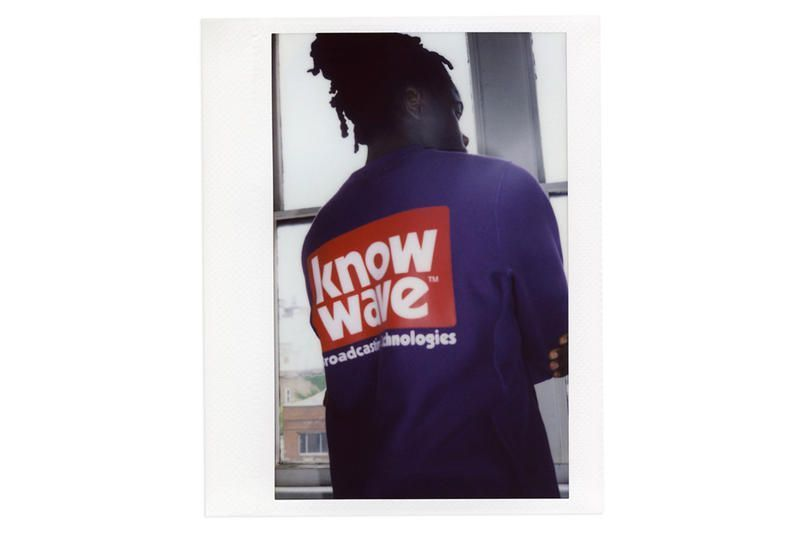 KNOW WAVE   Pre-Fall 2018