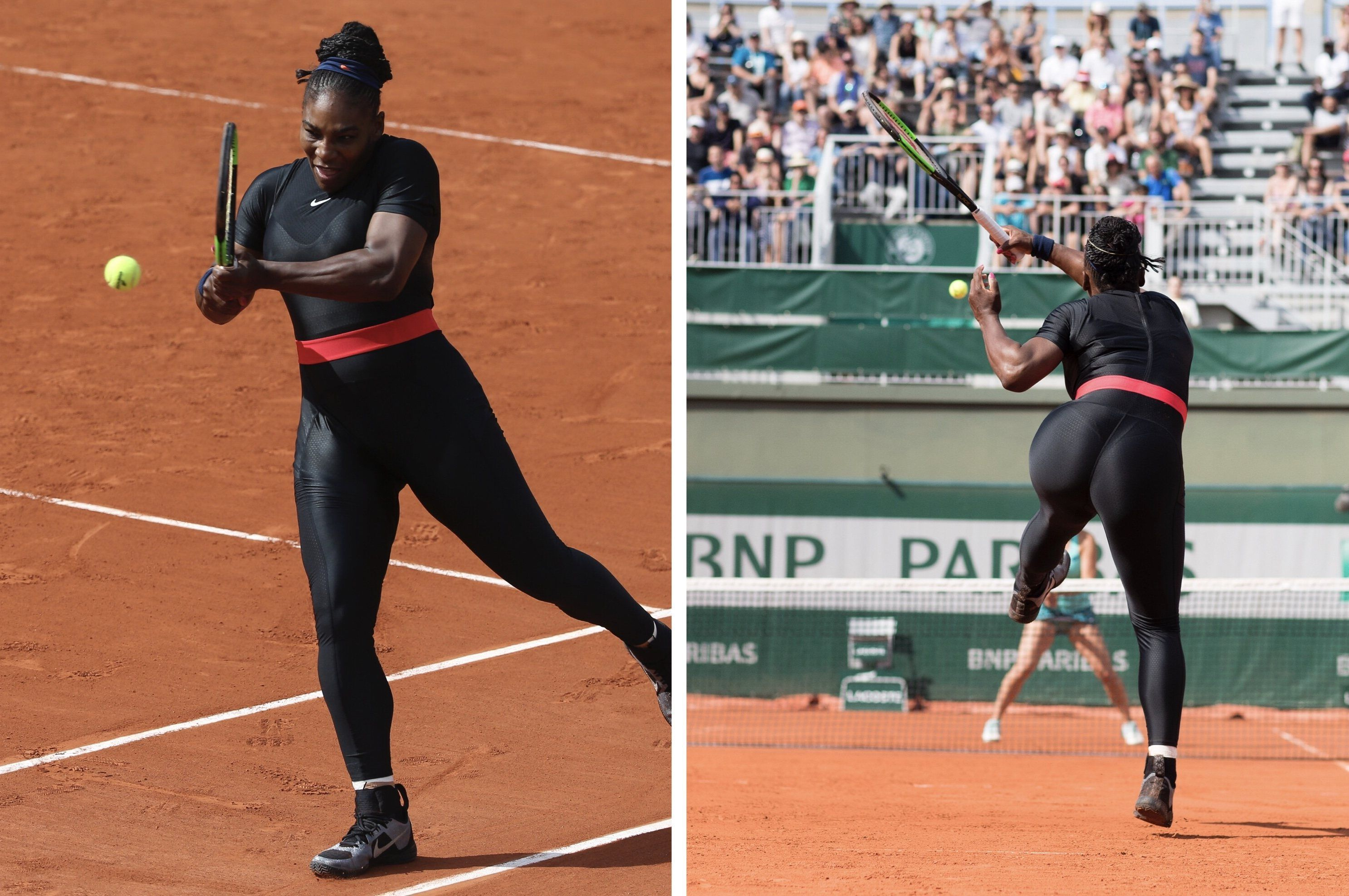 Serena Williams >>> CatSuit | Tenis & Moda