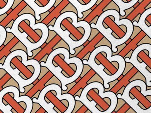 El Burberry de Riccardo Tisci se rinde al monograma