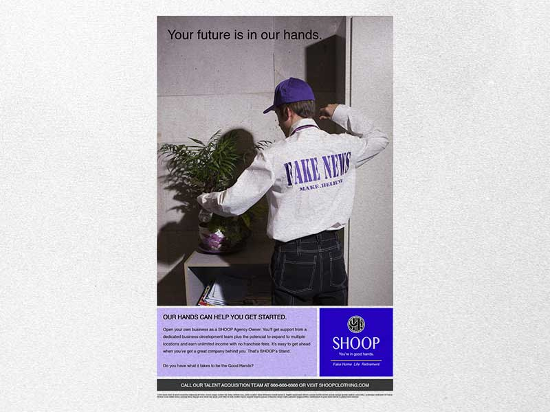 SHOOP Insurance Agency | FW18 > Campaign