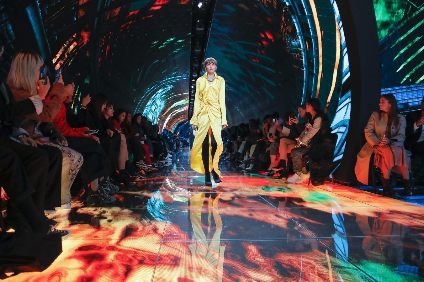 Balenciaga SS19 Show