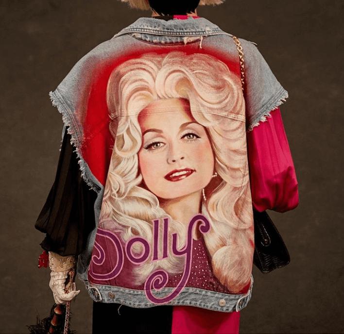 Gucci SS19 | Dolly Parton