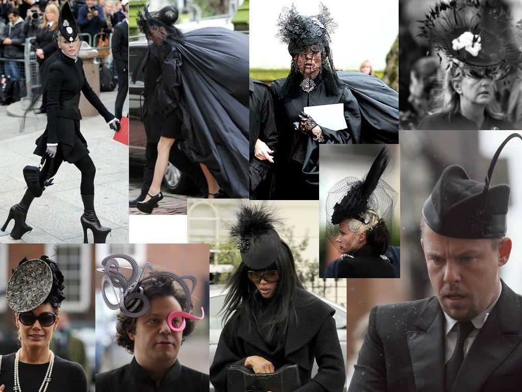 Isabella Blow Funeral