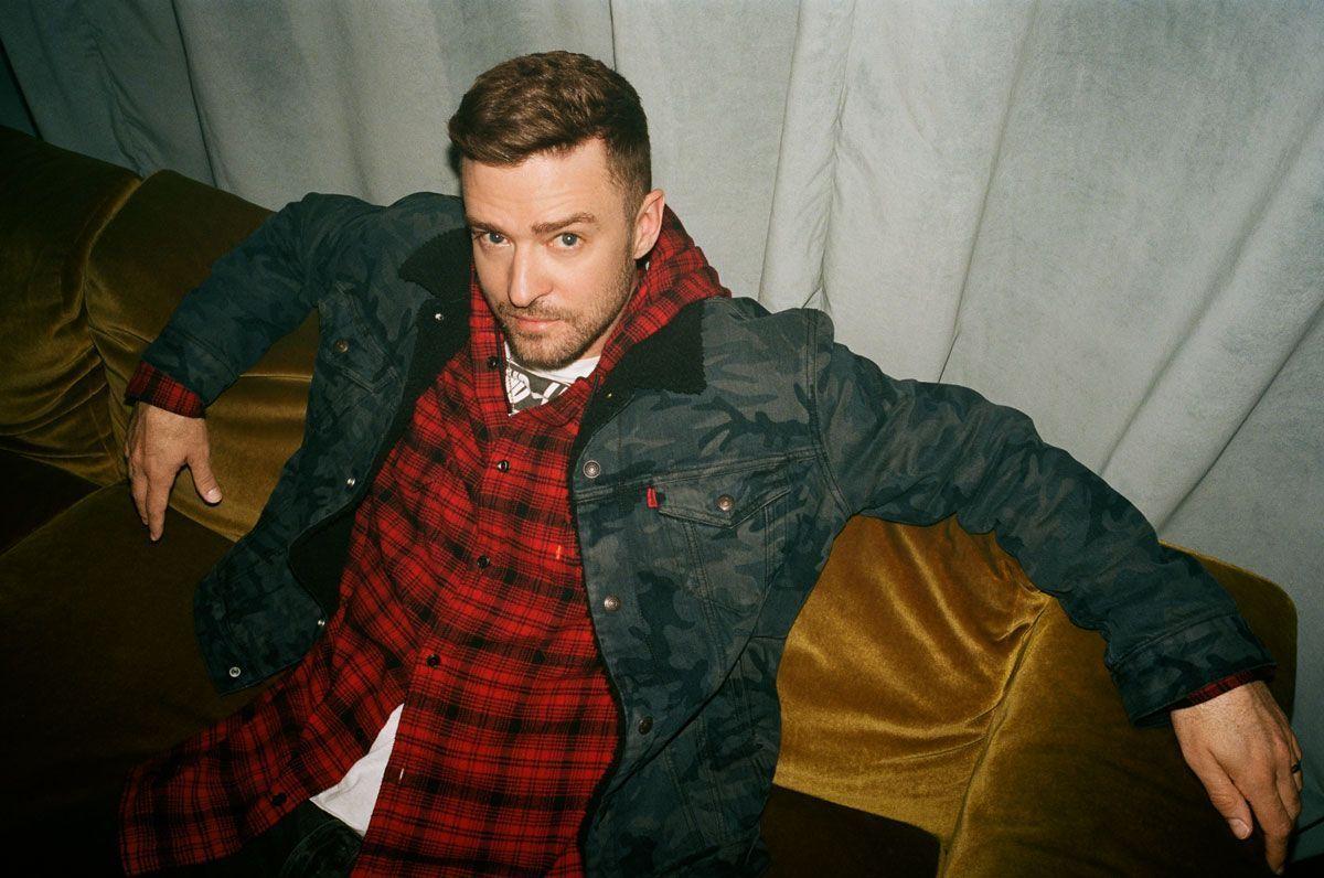 Levi's x Justin Timberlake @ FW18