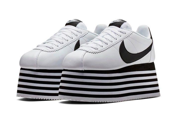The COMME des GARÇONS x Nike Cortez